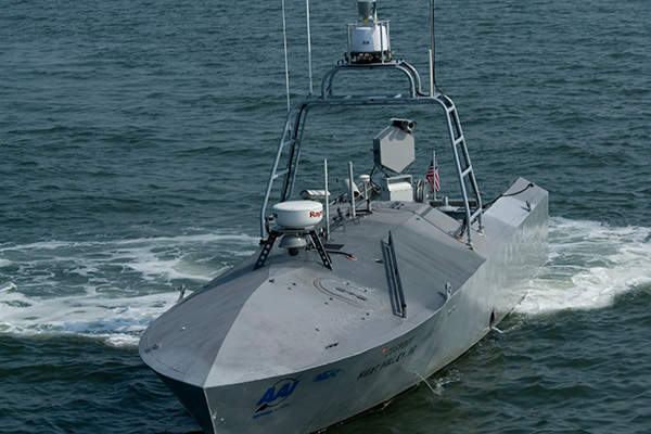 CUSV (Common Unmanned Surface Vehicle)