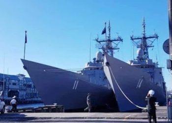 Novas fragatas FFG 14 Almirante Latorre e FFG Pratt ainda na Austrália