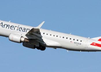 Embraer E190 da American Airlines