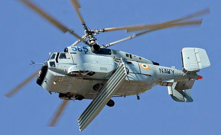 Kamov KA-31 da Marinha da Índia