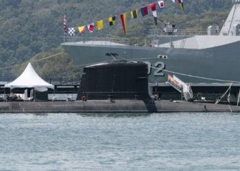 KD Tun Razak, submarino Scorpene da  Marinha Real da Malásia