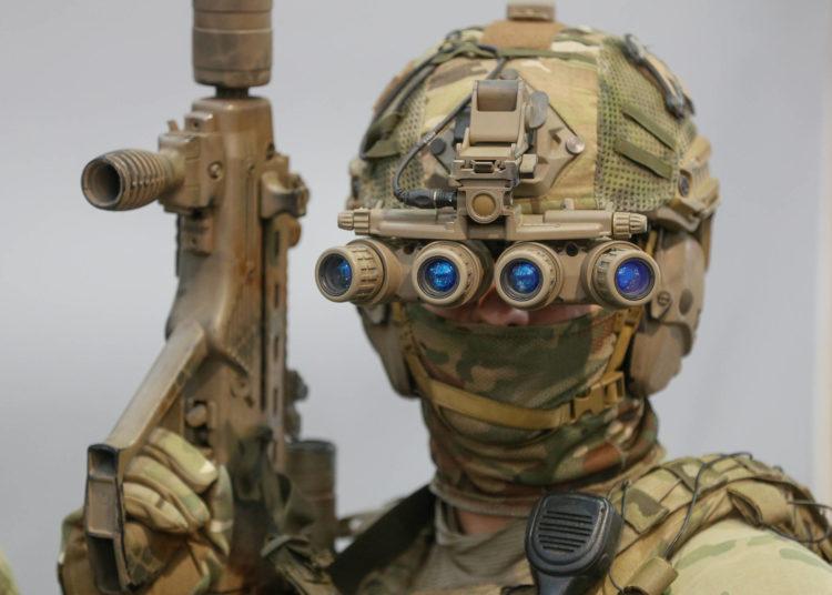 Forças especiais Foto: Valentyn Ogirenko