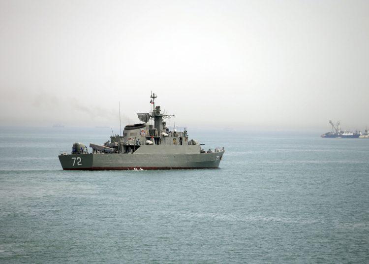 Fragata iraniana Alborz