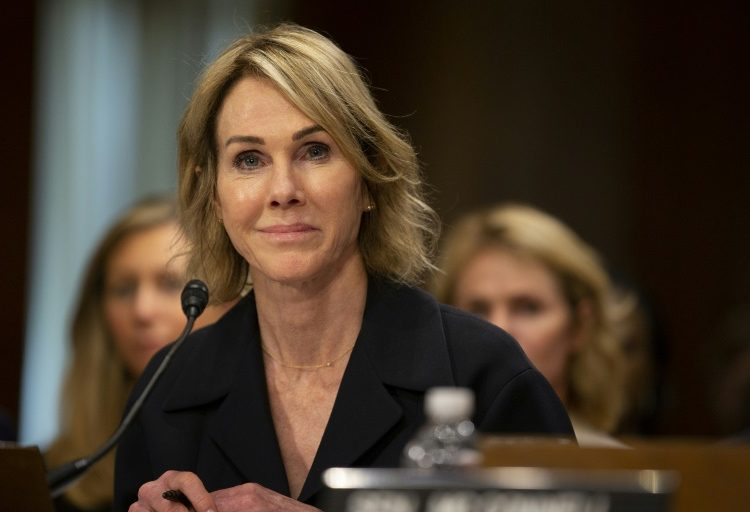 Kelly Craft Embaixadora dos EUA na ONU - Foto AFP