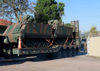VBTP M113M do Exército Brasileiro