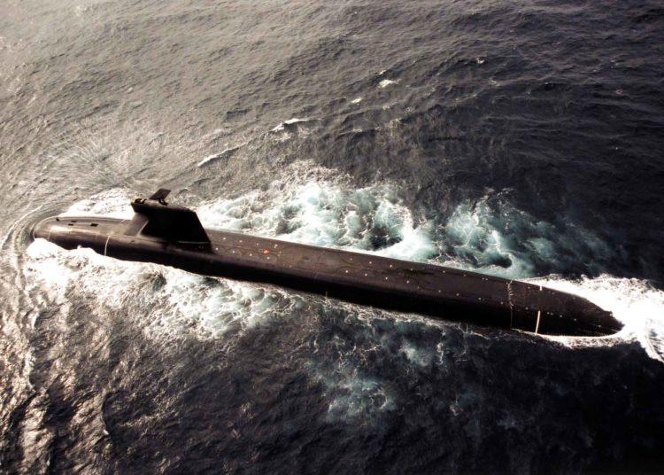 Submarino nuclear Le Téméraire