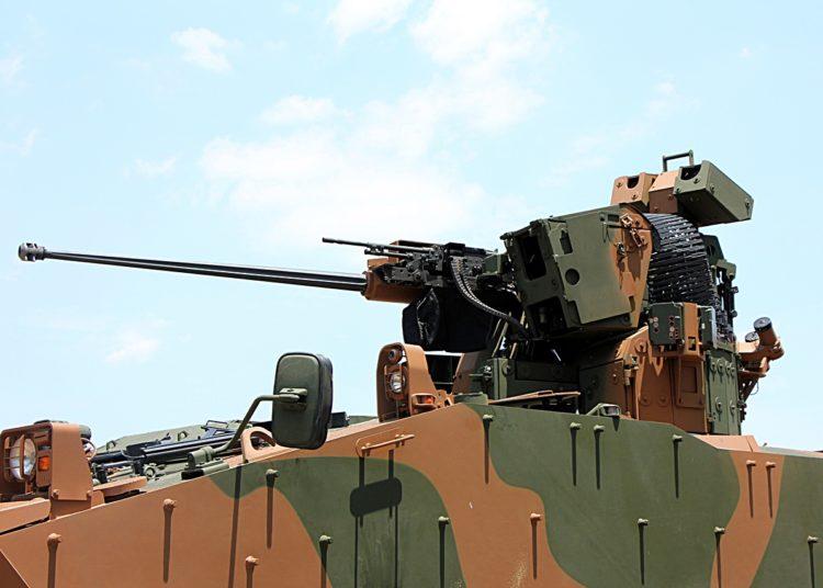 Sistema de Armas UT-30BR da Ares