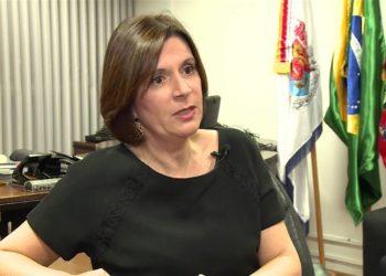 Ministra do STM Maria Elizabeth Rocha