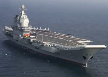 Porta aviões Shandong