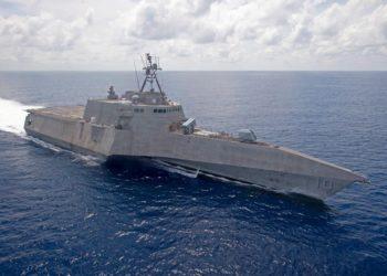 Littoral Combat Ship USS Gabrielle Gliffords (LCS 10)