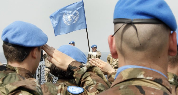 Soldados da Unifil no Líbano - Foto AP/Michael Sohn