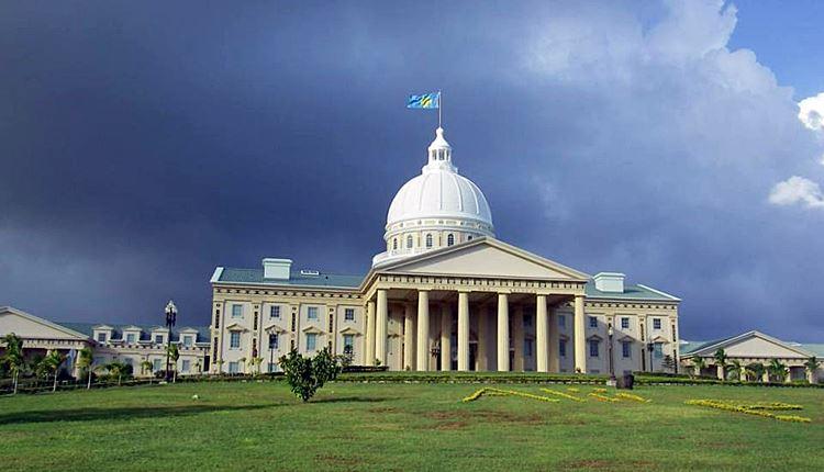 Ngerulmud, é a capital de Palau.