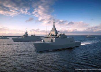 Futuras corvetas da Marinha da Finlândia