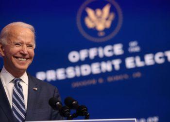 Presidente eleito dos EUA, Joe Biden 10/11/2020 REUTERS/Jonathan Ernst
