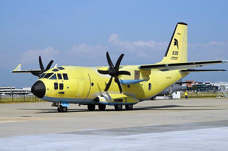C-27J da Leonardo