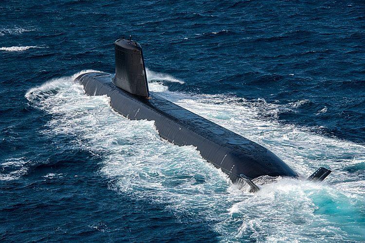 Submarino nuclear de ataque Suffren
