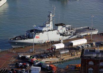 HMS Tamar, OPV da classe River Batch II