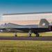 A maquete da Iniciativa de Tecnologia do Sistema Aéreo de Combate do Futuro Tempest, que foi revelada em 2018. (Foto: BAE Systems)