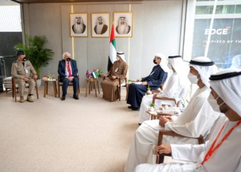 Foto: Hamad Al Kaabi / Ministry of Presidential Affairs