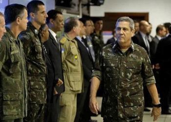 General Walter Braga Neto Foto Ricardo Moraes/REUTERS
