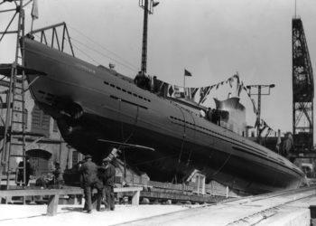 HMS_Svärdfisken (Espadarte)