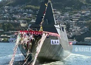 Fragata classe 30FFM - Foto Yoshihiro Inaba