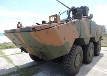"""Alltec é responsável por aperfeiçoar o nível de proteção balística exigido pelo Exército Brasileiro nos Veículos Blindados de Transporte de Tropas (VBTP) """"Guarani"""""""