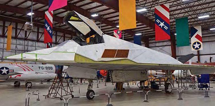 F-117 foto Tony Sacketos