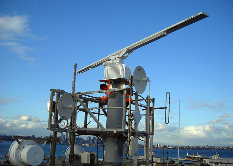 SBS 900 instalado na Austrália