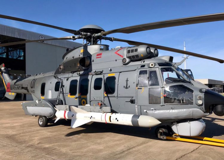 H225M Naval na BAENSPA