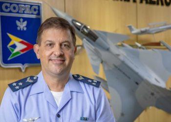 Presidente da COPAC, Major-Brigadeiro-do Ar Valter Borges Malta