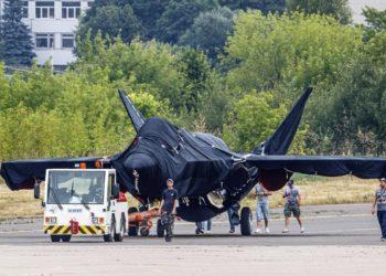 Novo caça russo será revelado no MAKS 2021