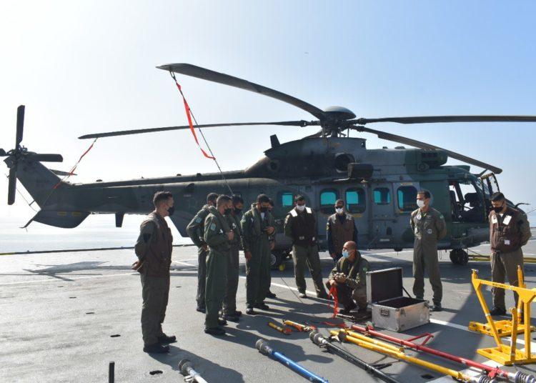Adestramentos envolvendo Operações Aéreas alavancam capacidade operativa das Forças  Armada