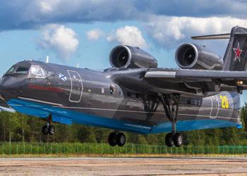 Beriev-200 Foto Alex Snow