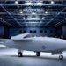 Um projeto conceitual do Skyborg para um Veículo Aéreo de Combate Não Tripulado de baixo custo e atratividade. (Arte do Laboratório de Pesquisa da Força Aérea)