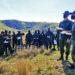 Os alunos do C-Ap-GAnfE/2021 durante Exercícios no Terreno