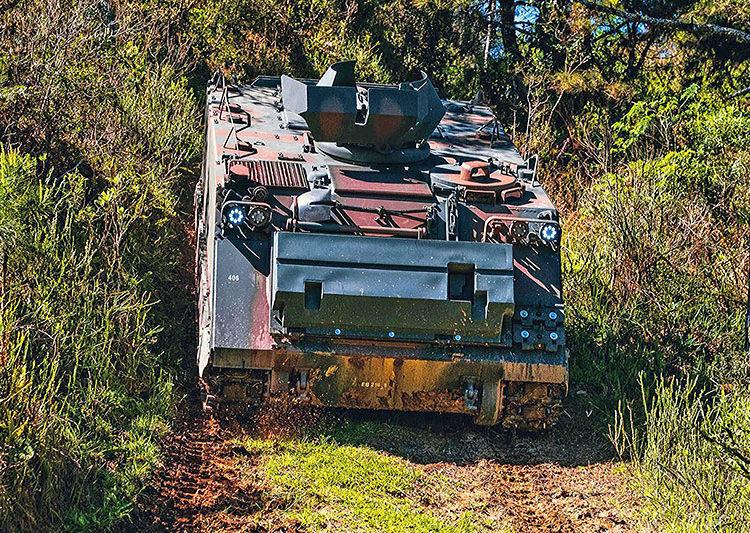 M113BR Foto: Fernando Pires