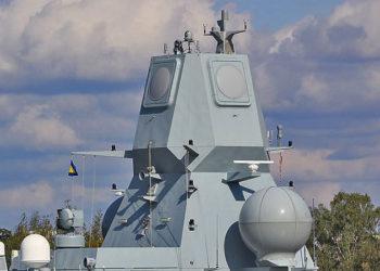 radar multifuncional APAR (Advanced Phased Array Radar)