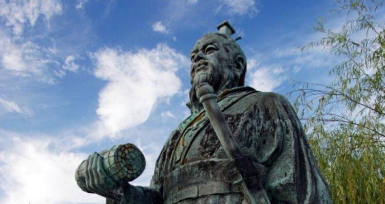 Filósofo chinês Sun-Tzu