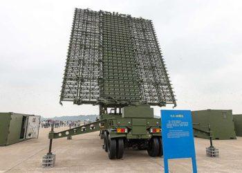 Novo radar chinês YlC-8E para detecção de aeronaves stealth