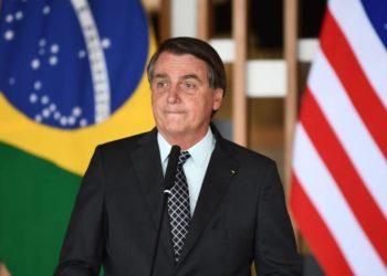 Presidente jair Bolsonaro - Foto Evaristo Sa - AFP