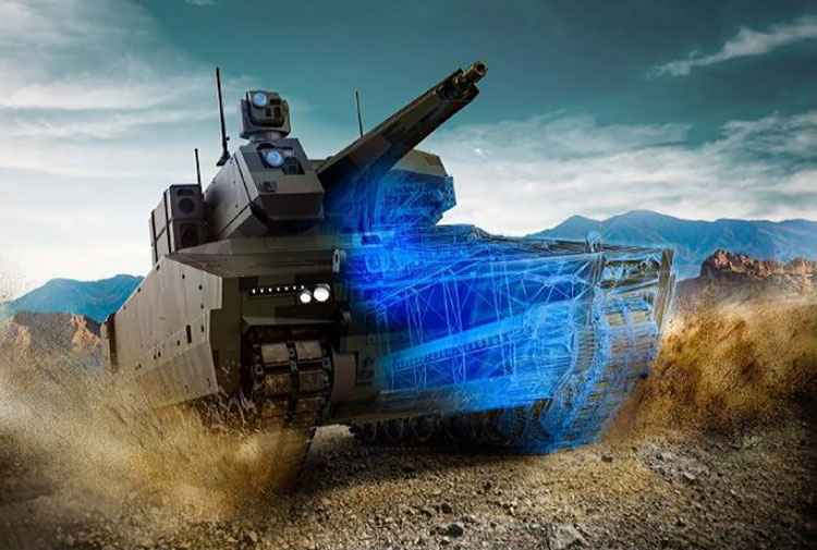 Rheinmetall Lynx OMFV