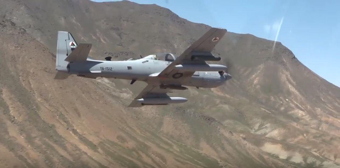 A-29 Afeg-4