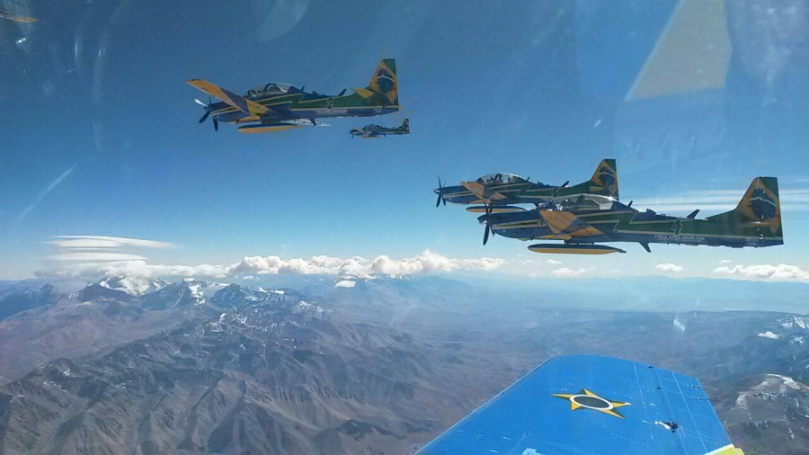 A-29 Andes