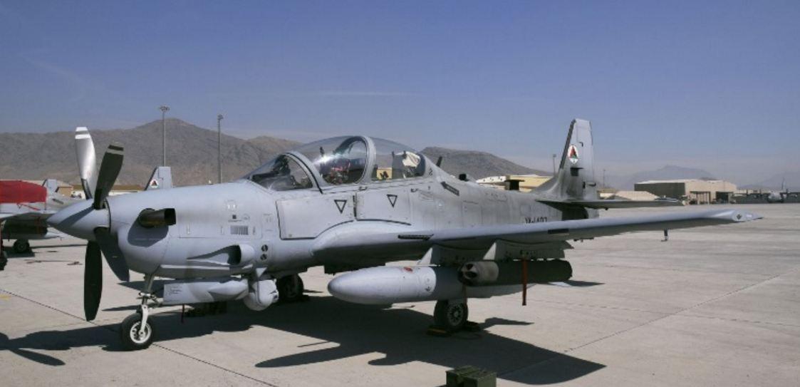 A-29 Afegão Foto: Franz Marty