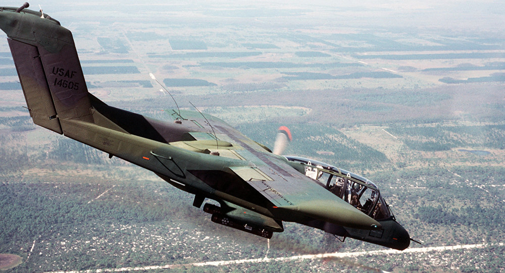 OV-10 Bronco © Air ForceCamera Operator: TSGT BILL THOMPSON
