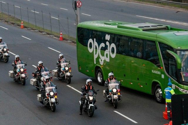 OLIMPIADAS, PARALIMPIADAS, JOGOS OLIMPICOS, RIO 2016, RIO DE JANEIRO, SEGURANCA