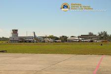 Estacionamento-de-aeronaves