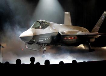 F-35 © AP Photo/ LM Ottero