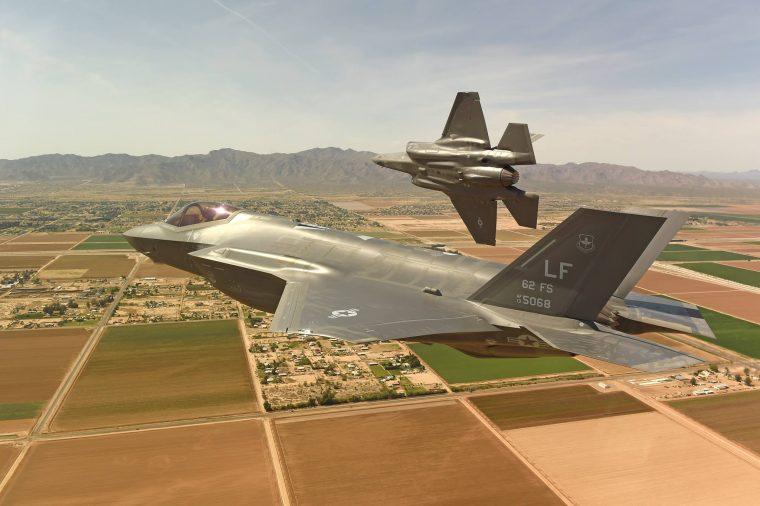 F-35 Luke AFB